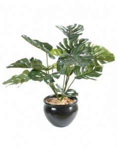 Kunstpflanze Philodendron Giant, ca. 85cm